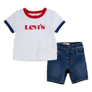 Bilde av Levi`s shortssett white