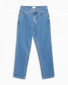 Bilde av Grunt Mom jeans authentic blue