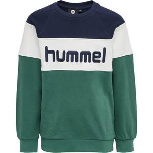 Bilde av Hml Claes sweatshirt mallard green
