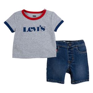 Bilde av Levi`s shortssett grey