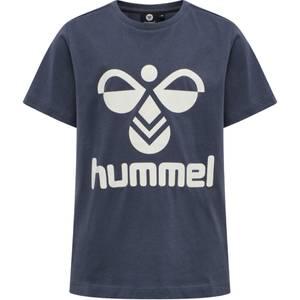 Bilde av Hml Tres t-shirt ombre blue