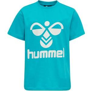 Bilde av Hml Tres t-shirt scuba blue