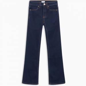 Bilde av Grunt Flare jeans raw blue