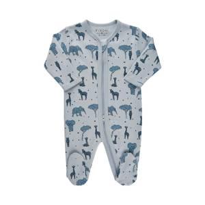 Bilde av FX pysjamas med fot baby blue