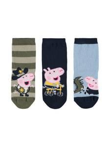 Bilde av Peppa George 3 pk sokker