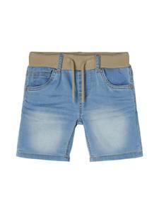 Bilde av Denim shorts ryanbtollys farget