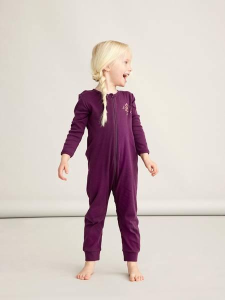 2 pk pysjamas prune purple 50-104