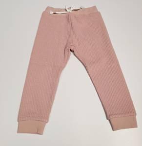 Bilde av Sweat bukse Lili pale mauve