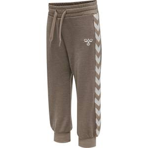 Bilde av Hml ull Wulba pants 104-128 pine brown