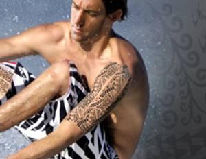 Bilde av Dynamic Tape Tatto 5 cm
