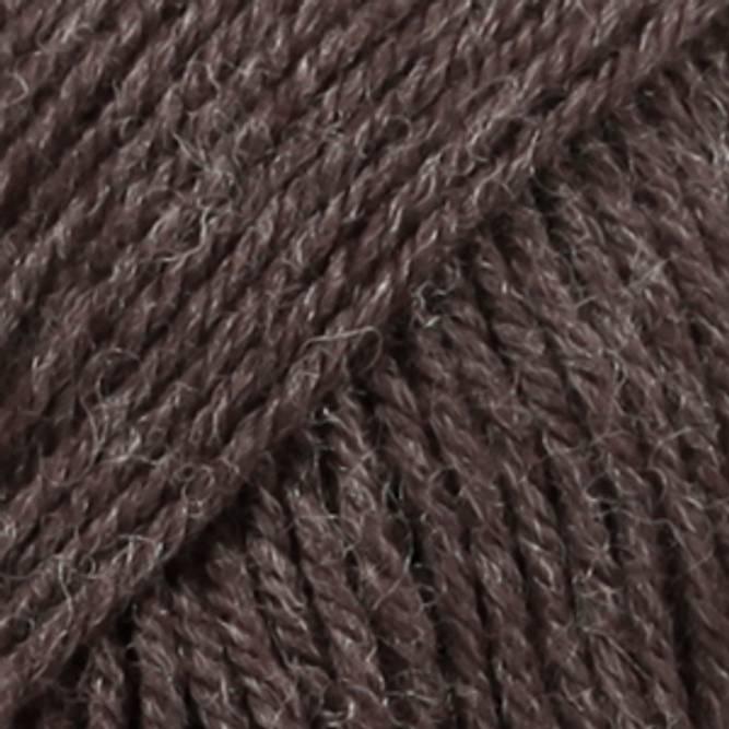 Bilde av DROPS Karisma, mix 56 mørk brun