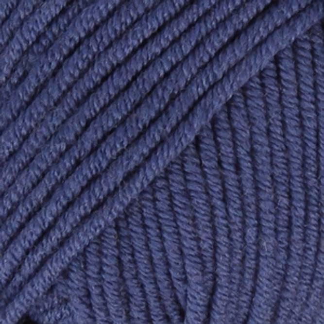 Bilde av DROPS Merino Extra Fine, uni colour 20 mørk blå