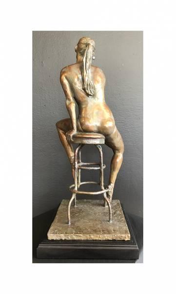 Danser på stol 53 cm