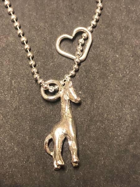Bilde av Animals sølv kjede #1