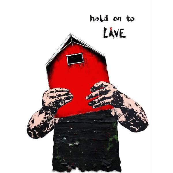 Bilde av Låve (anno 2020) 30x40 cm