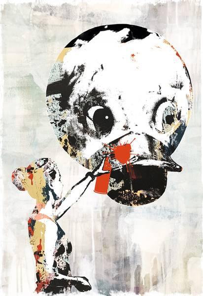 Bilde av The duck maker 50x70 cm
