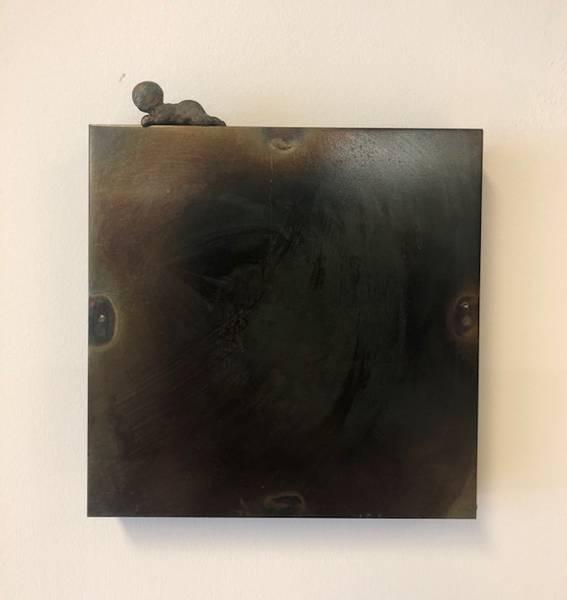 Bilde av Liten og langt ned 18x18 cm