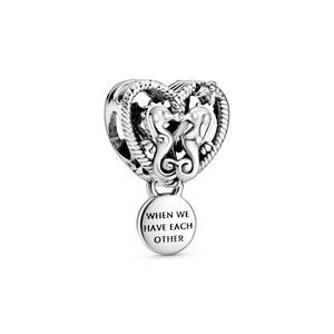 Bilde av Pandora seahorse charm