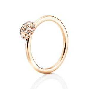 Bilde av Love Bead Ring - Diamonds