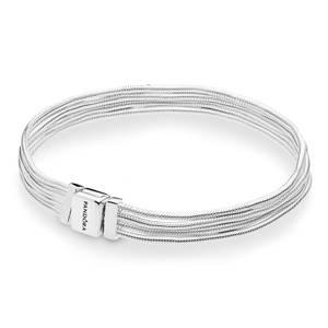 Bilde av Pandora reflexions multi snake chain bracelet