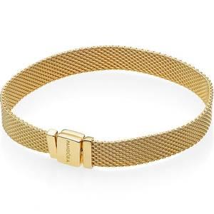 Bilde av Pandora reflexions shine mesh bracelet