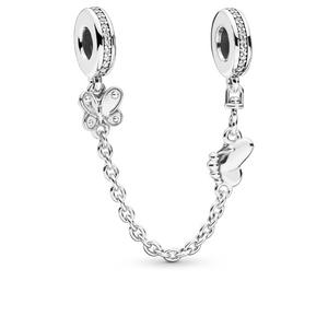 Bilde av Pandora butterfly safety chain