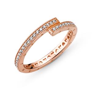 Bilde av Pandora logo rose ring