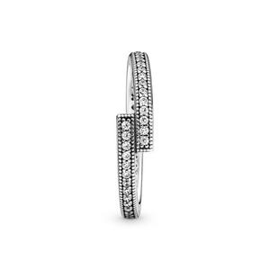 Bilde av Pandora logo silver ring