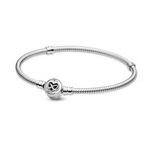 Bilde av Pandora moments heart infinity clasp bracelet