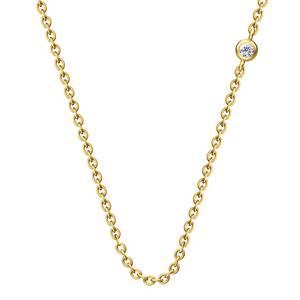 Bilde av Julie Sandlau gold plated necklace