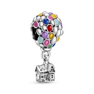 Bilde av Pandora Disney up house & balloons charm