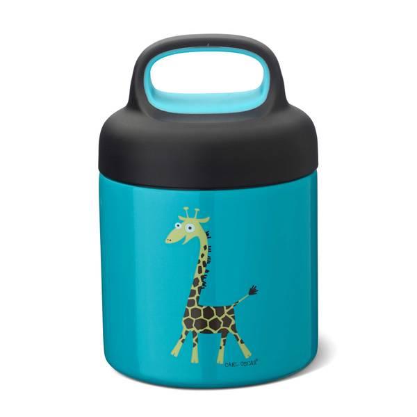 MATTERMOS - BLÅ med giraff