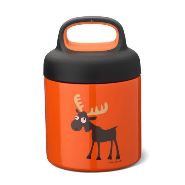MATTERMOS - Oransje med elg
