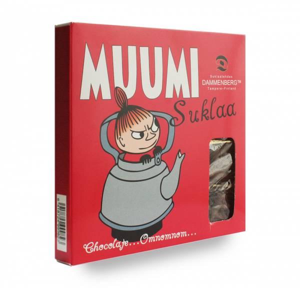 Mummi sjokoladefigurer i gaveeske