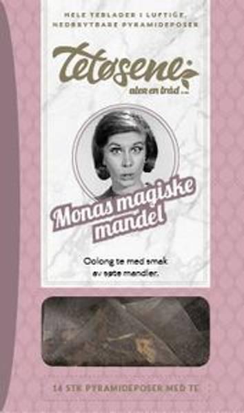 Tetøsene - Monas magiske mandel