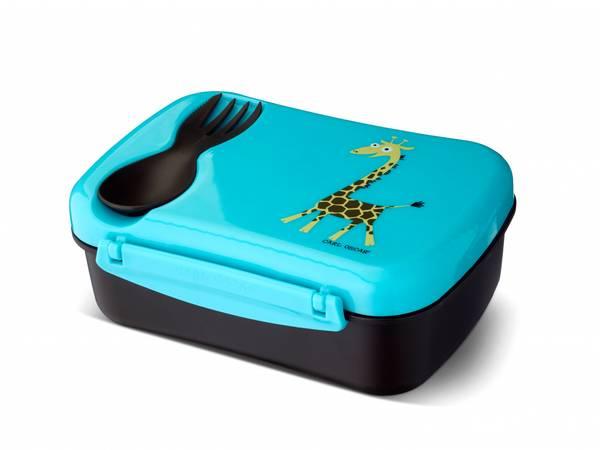 N'ice Box - Matboks med giraff