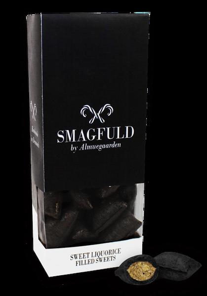 SMAGFULD - fylte drops med smak av søt lakris