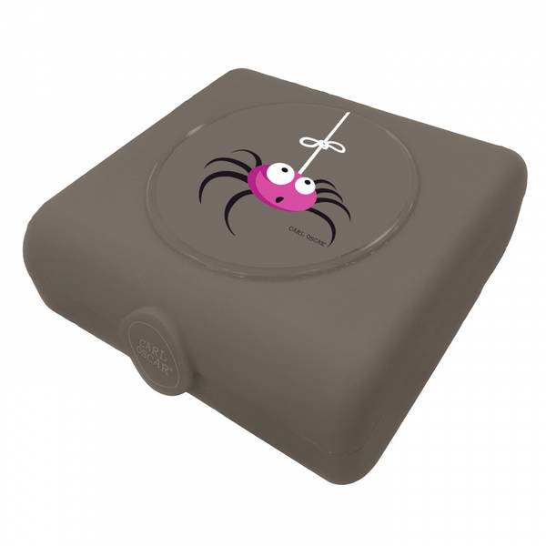 Matboks - edderkopp, Carl Oscar