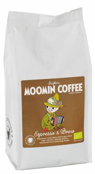 Moomin kaffe - Espresso, Snusmumriken