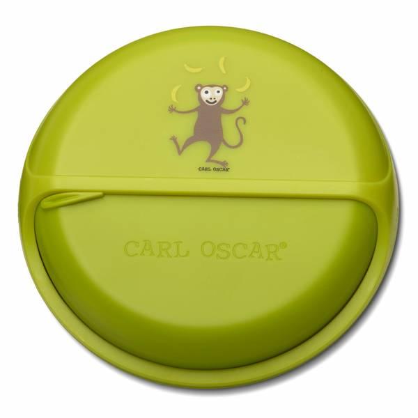 SnackDisc - Grønn med ape
