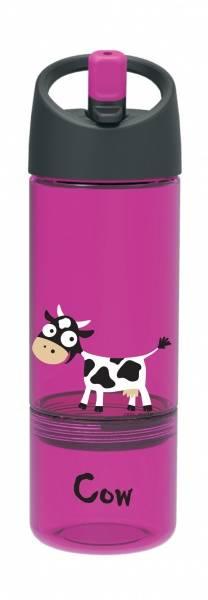 VANNFLASKE - 2 in 1, Cow