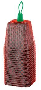 Bilde av Plastpotte firkantet 7 cm, 20 stk