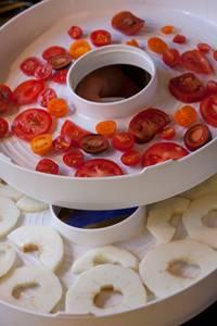 Bilde av Brett til frukt og grønnsakstørker - 2 stk