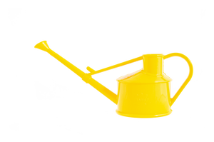 Bilde av Vannkanne, Haws mini - plast, gul