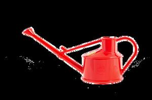 Bilde av Vannkanne, Haws mini - plast, rød