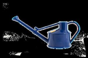 Bilde av Vannkanne, Haws mini - plast, mørk blå