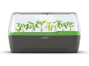Bilde av Minidrivhus BoQube, dyrkingssystem grå/grønn
