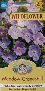 Bilde av Storkenebb - Geranium pratense