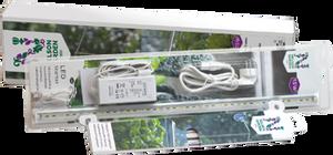Bilde av Plantelys LED 60 cm og stativ - Gavepakke