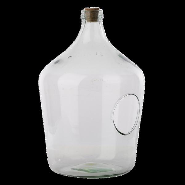 Terrarium åpen, flaske 10 liter